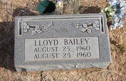 Lloyd Bailey