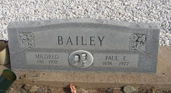 Paul E. Bailey