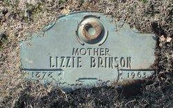 "Elizabeth Lee ""Lizzie"" <I>Ramsey</I> Brinson"