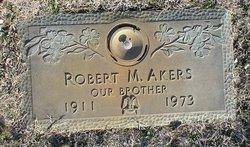 Robert M Akers