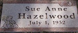 Sue Anne Hazelwood