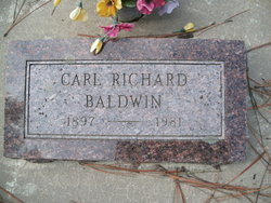 Carl Richard Baldwin