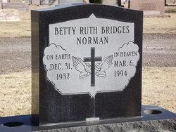 Betty Ruth <I>Graninger</I> Norman