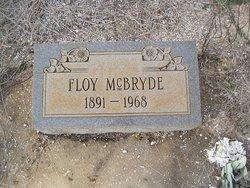Floy McBryde