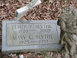 Mary Catherine <I>Pace</I> Blythe