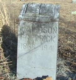 Fredrick Anderson