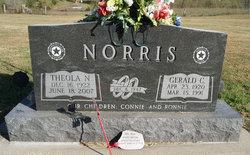 Theola Natalie <I>Hardee</I> Norris