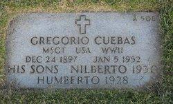 Gregorio Cuebas