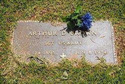 Arthur Daniel Brown
