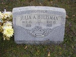 Julia Amanda <I>Woods</I> Hultsman