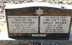 Molly <I>Waruch</I> Welber