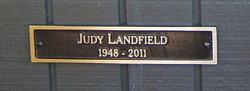 """Judith Ann """"Judy"""" Landfield, Jr"""