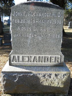 Dr John Francis Alexander