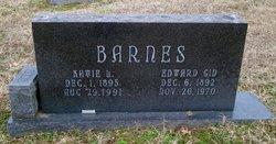 Edward Gid Barnes