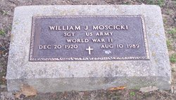 William J. Moscicki