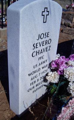 PFC Jose Severo Chavez