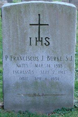 Franciscus J Burke