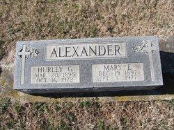 Hurley Gilbert Alexander