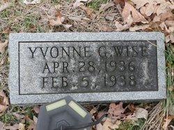 Yvonne G Wise