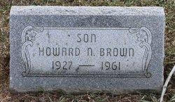 Howard N Brown