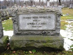Hannah Ross <I>Reynolds</I> Leason