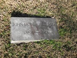 John McNair Anderson