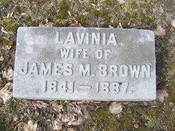 Lavinia Comly <I>Folger</I> Brown