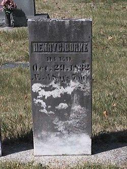 Henry C. Burke, Sr