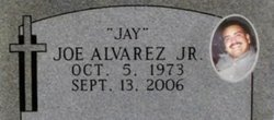 "Joe ""Jay"" Alvarez, Jr"