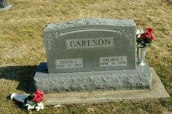 Edith Laura <I>Mathews</I> Carlson