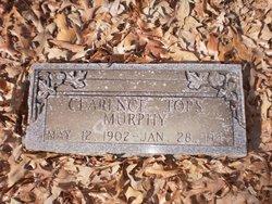 "Clarence Thaddeus ""Tops"" Murphy"