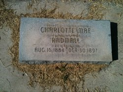 Charlotte M Radmall