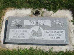 Vance M West