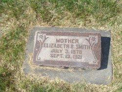 Elizabeth May <I>Baxter</I> Smith