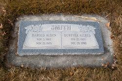 Duretha <I>Allred</I> Smith