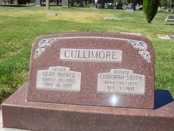 Cumorah Agnes <I>Smith</I> Cullimore