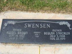 Russel Brown Swenson