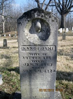 Nancy Jane <I>McCauley</I> Legg