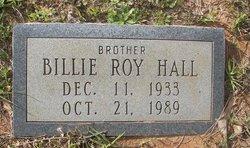 Billie Roy Hall