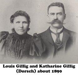 Catherine <I>Dersch</I> Gilleg