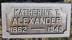 Katherine Mildred <I>Thornton</I> Alexander