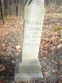 Martha Minnie Cerwinsky
