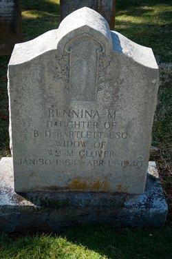 Bennina M <I>Bartlett</I> Glover