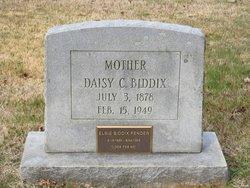 Daisy Katherine <I>Chapman</I> Biddix