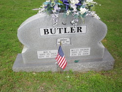 Betty <I>Higdon</I> Butler