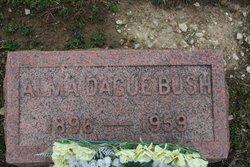 Alma <I>Dague</I> Bush
