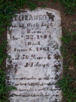 Elizabeth <I>Louser</I> Light