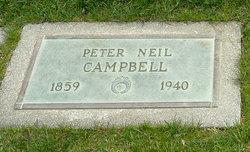 Peter Neil Campbell