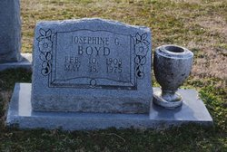 Josephine <I>Godley</I> Boyd