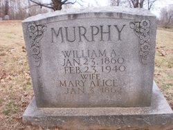 William Alexander Murphy